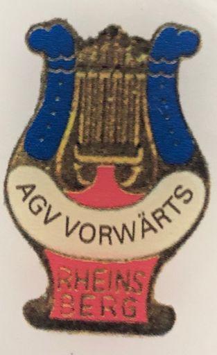 """Arbeiter Gesangsverein """"Vorwärts"""" Rheinsberg"""